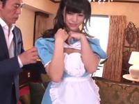 【エロ動画】スタイル抜群の高橋しょう子がエロいご奉仕サービスしてくれる巨乳メイドとして来たらもう家から出たくない!