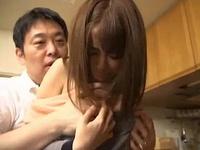 【エロ動画】旦那の上司に迫られてレイプされてしまった人妻「だめっ!」そんな拒絶も虚しくおマンコは攻略されてしまう