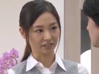 【エロ動画】銀行員・夏目彩春を肉便器化!「もうやめてぇ!」と泣き叫んでもお構いなしに、徹底的にマンコを攻める鬼畜男!