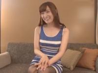【エロ動画】艶っぽい美巨乳人妻とホテルでハメ撮り→アクメが止まらない