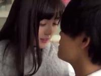 【エロ動画】セクシー美女と濃厚SEX!ねっとりDキスしながらパイ舐めフェラなどイチャイチャしまくり座位や騎乗位などでイヤらしくハメて最後は顔射!