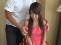 【エロ動画】可愛くてエッチな身体を持て余している美女をホテルに連れ込んだらヤることは1つ