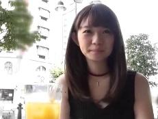 【エロ動画】ちっぱいでスレンダー美少女早乙女夏菜とホテルで生ハメ撮り!