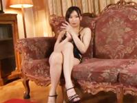【エロ動画】ポニテの女王様はM男に中出しを命令。痴女マンコにご奉仕をさせて、勃起チンポをシコシコぴゅっぴゅっ
