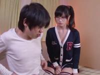 【エロ動画】巨乳で有名だった痴女ビッチ系の元グラドル姉マンコに童貞チンポが勝てるわけがない!