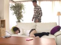 【エロ動画】「精子が出るとこ見せて♡」って最近の女子高生マジで淫乱過ぎるだろうw