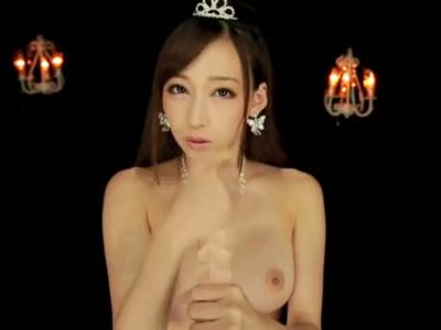 【エロ動画】「アナタがオナニーしているところずぅーっと見ててあげる」ドSな巨乳おっぱいの女王様に罵倒されながらのオナニーとかはかどり過ぎて困る