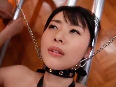 【エロ動画】つるぺた貧乳ロリを拘束して凌辱調教!無理矢理パイパンマンコを犯してザーメンをぶっかけ。泣き叫ぶ彼女にザーメンを飲ませて放置プレイまで