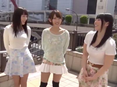 【エロ動画】新宿駅目指して逆ナンパの旅!素人男性に近づいてホテルに連れ込み、一発セックスするまで次の駅にはいけないゲーム!全裸の美女たちと正常位セックス!