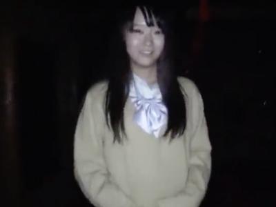 【エロ動画】笑顔が素敵なスレンダー貧乳女子高生の逢月はるなを拘束調教するSMハメ撮りセックス…電マとクンニで膣穴を刺激してバック・正常位で何度も激ピストン!