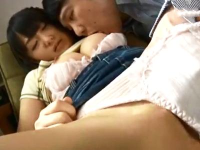 【エロ動画】ロリ巨乳なJKが鬼畜な叔父にレイプされる。美少女は逆らうことができず、ただひたすらに叔父のチンポを受け入れつづけることしかできず、延々と犯され続ける!