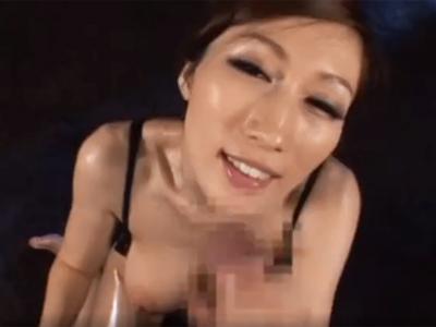 【エロ動画】巨乳熟女の全身に媚薬入りローションをたっぷりと塗りつけてマッサージ!エロボディをくねらせてパイズリご奉仕や、フェラチオ、シックスナインでイキ狂う!