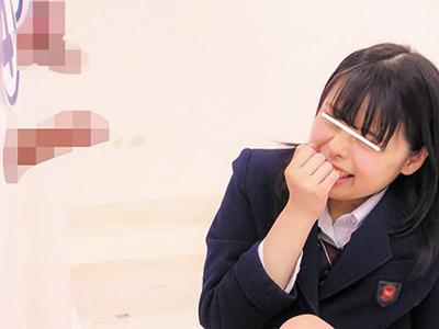 【エロ動画】可愛いスレンダー女子高生が口とマンコを使って肉棒を真剣衰弱する企画…目隠ししてフェラチオ・手コキで肉棒をしゃぶり騎乗位・バックでピストンされ悶絶
