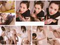 【エロ動画】スレンダー美女一ノ瀬アメリがJK・SMコスプレで妄想セックス…電マと手マンでトロトロに拡張したマンコにチンポをぶち込まれ正常位で激ピストン
