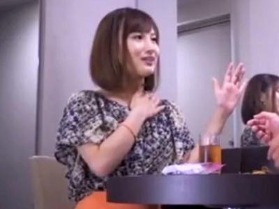 【エロ動画】川崎駅前で自称変態の巨乳娘をナンパしハメ撮りセックス…乳首コリコリとマンコを手マンで拡張し騎乗位・正常位でピストンしてザーメンを中出ししてあげました