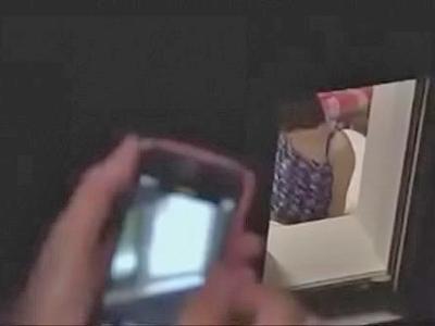 【エロ動画】オナニーを覗き見してたストーカーにレイプされた巨乳OLは、チンコで膣奥までピストンされてあっさり完堕ち→顔射でザーメンまみれ