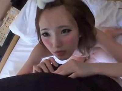 【エロ動画】ロリギャルJKとの中出しハメ撮りが投稿されてまさかの流出!フェラに素股とがっつり顔出し撮影でモロバレwパイパン娘がリベンジポルノで人生詰んじゃった!
