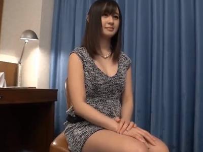 【エロ動画】高学歴お姉さんを脱がせたらガチンコで巨乳だったのでフェラチオさせブランドマンコに挿入!最後は騎乗位・後背位で突きまくり屈辱を与える顔射ぶっかけ
