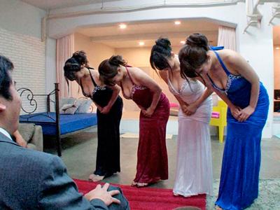 【エロ動画】乱交セックスが売りのソープランドで暴れまくる巨乳痴女の保坂えり&倉多まお…肉棒をフェラチオでギンギンに勃起させ騎乗位・正常位で中出し強制プレイ!