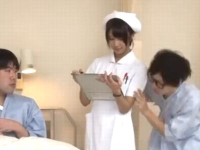 【エロ動画】綺麗な女医やナースがいる病院で時間を止める男が大暴れw時間停止させて美女たちにイタズラ放題レイプし放題!そして時間が動き出したらとんでもなく恥ずかしい状態にw