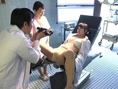 【エロ動画】媚薬漬けにされて患者の肉便器として働かされる美人ナース…何が正しいのかの判断もできず電マ責めを受けて正常位・騎乗位で犯されまくる鬼畜プレイに…