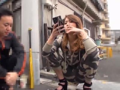 【エロ動画】「お前ウゼェよ!」と口の悪いヤンキー娘を快感落ちさせ、激しいピストンで悶える姿をバッチリハメ撮り!