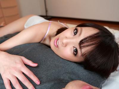 【エロ動画】主観だから揺れ乳見放題!性器レベルの奇乳妻(Hitomi)との濃厚プレイは見てるだけで興奮必至!!