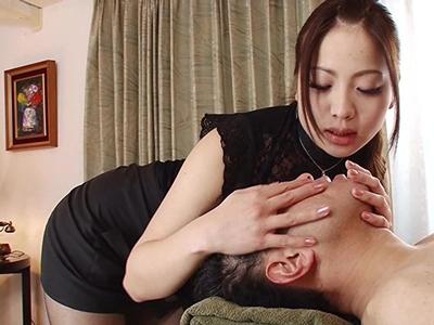 【エロ動画】佐々木恋海の厚い舌でベロチューされたらもう堪らん!おまけに手コキやフェラ、生本番までしてくれるだなんて…!