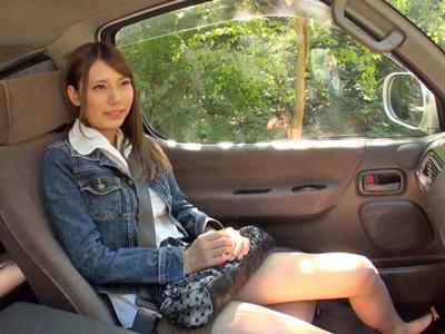 【エロ動画】不倫相手に調教される温泉旅行!?車内でオナニーさせられた巨乳美女は、宿に着いたら緊縛されてあらゆる手段で攻められていく