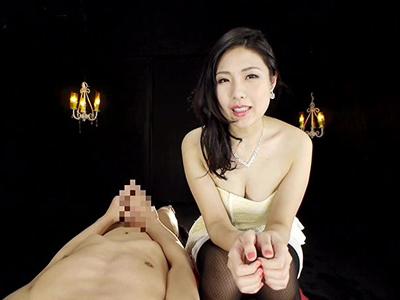 【エロ動画】不慣れな淫語を呟きながらM男を刺激する巨乳美女・水城りのの主観セックス!恥ずかしそうに手コキ責めを行い騎乗位杭打ちで腰を振ってザーメンを口内射精フィニッシュ…!