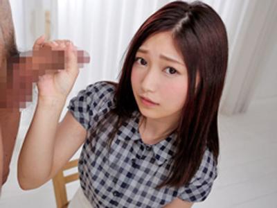 【エロ動画】圧倒的透明感の田舎美少女・香澄はるかが勇気を出してデビュー!美乳・美尻を晒して勃起チンコをフェラチオして大量ザーメンの射精に戸惑っちゃってます…