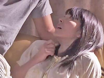 【エロ動画】幸せそうな夫婦生活を送っている巨乳人妻・上原亜衣をレイプする快感は最高!肉厚マンコを騎乗位・正常位で犯しまくっていると従順なメス豚になりました…!
