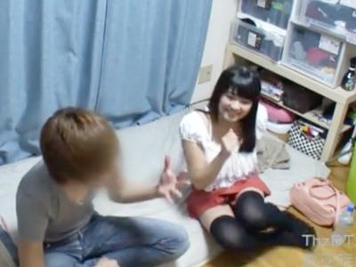 【エロ動画】なかなかヤラせてくれない巨乳の女友達に媚薬を盛って盗撮セックスを決行…顔面騎乗位でクンニで刺激して念願だったマンコを後背位で犯すハメ撮りに…