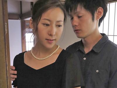 【エロ動画】義姉・松下紗栄子が美人でエロ過ぎるので欲望に任せてレイプ実行!抵抗する顔を見ながらフェラチオさせて騎乗位・正常位で突きまくる背徳感満載の近親相姦セックス…
