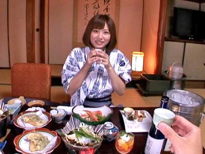 【エロ動画】麻美ゆまとの温泉旅行はパコリっぱなし!濃厚フェラでご奉仕されたり、乳揺れしまくりの巨乳がガチでエロい!