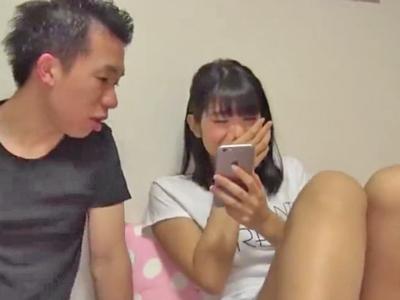 【エロ動画】JK妹をクンニして大興奮!変態兄がチンポをぶち込み、マンコの奥までピストン&中出ししまくる近親ファック!