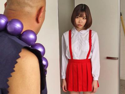【エロ動画】イタズラ好きなトイレの花子さんにエッチなお仕置き!?69でチンポをしゃぶらせ、ヒゲオヤジの濃厚ザーメンをたっぷり中出し!